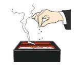 線香・焼香道具一式