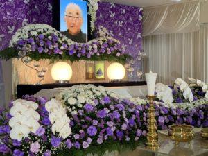 年末にご相談頂き年明けに1日葬を執り行いました