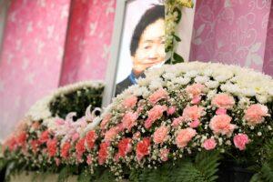 家族葬 事例